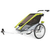 Thule Chariot Cougar 2 + Cycle Kit Avocado (10100937)